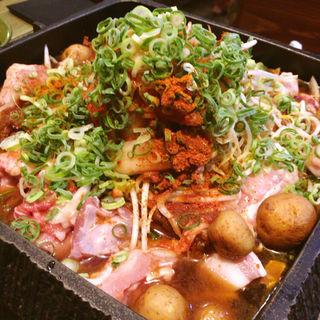 ホルモンカレー鍋(宮がみ屋 本店 )