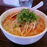 濃厚ねり胡麻麻辣刀削麺(刀削麺荘 唐家 秋葉原本店 (カラヤ))