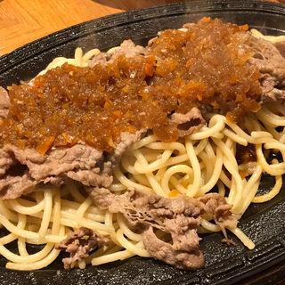 ビーフバター焼(ローマ軒 なんばウォーク店 )