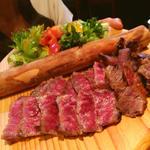 味噌漬け熟成黒毛和牛ステーキ