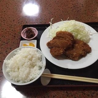 ヒレカツ定食(なかむら)