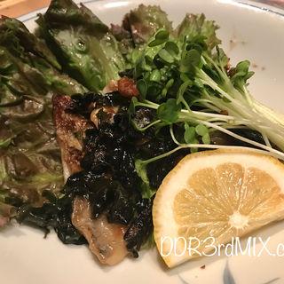 太刀魚バター焼き(ジャンボ寿司清光 )