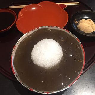 徳屋の本わらびもち(ぎおん 徳屋 原宿店)