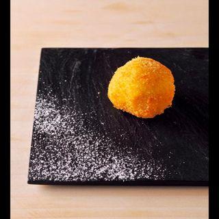 フランス産フォアグラのコロッケ(中目黒いぐち 上ル 麻布十番店)
