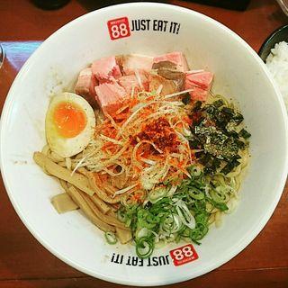 ジャンクそば(麺食堂88)