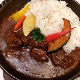 牛たんカレー(仙臺杜の牛たんカレー イオンモール長久手店)