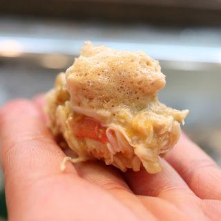 黄金蟹(寿司栄 )