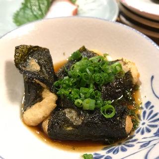 山芋いそべ揚(かどや )