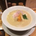 鶏白湯SOBA(銀座 篝)