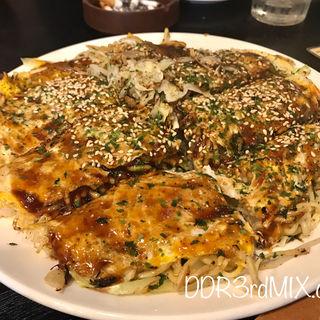 肉玉そば(勝ちゃん )