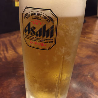 生ビール(八喜為 新開地店 (はきだめ))