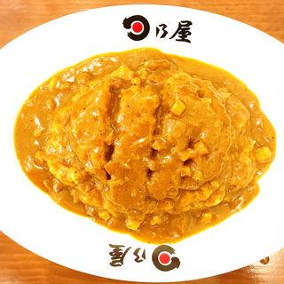 名代上メンチカツカレー(日乃屋カレー 大手町店)