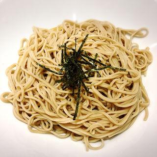 十割蕎麦(ISOGAMI FRY BAR (イソガミ フライ バル))