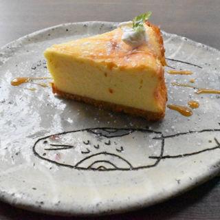 ザ・チーズケーキ (珈琲とセット)(カフェ ケシパール )