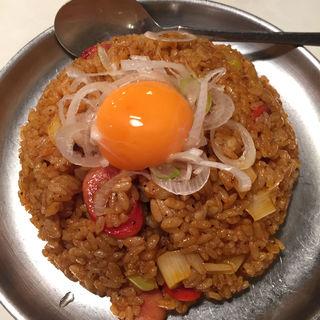 カレーチャーハン(寿や 代々木店)