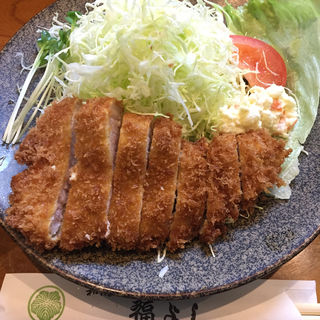 とんかつ定食 ランチ(福よし (ふくよし))