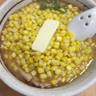 コーンラーメン味噌(すすきの亭 御器所店 (すすきのていごきそてん))