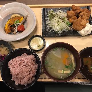 五穀 山里定食(五穀 アリオ北砂店 (ゴコク))