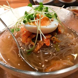 冷麺(焼肉 讚 (ヤキニクサン))