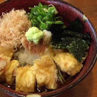 天ぷらおろし蕎麦(旭庵 (あさひあん))