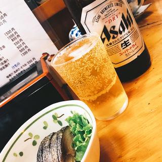 炙り〆鯖(寿司割烹 松ふじ (マツフジ))