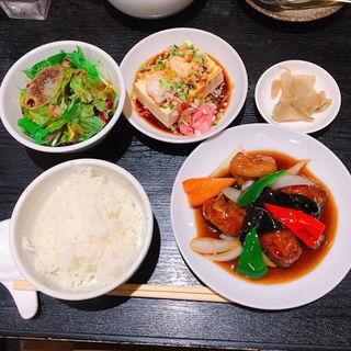 日替わりランチ (酢豚)(中国料理 星華 (ホシノハナ))