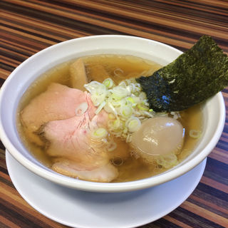 味玉らーめん・塩(麺処 倖佳)