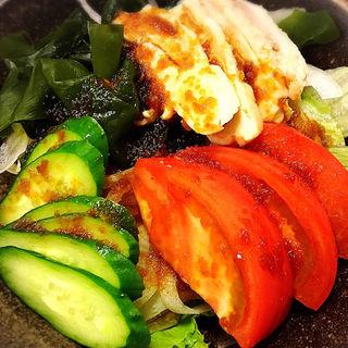 のんちゃんの辛口サラダ(のんちゃん)