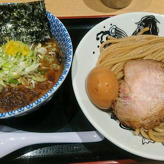 濃厚味玉つけ麺(松戸富田麺業)