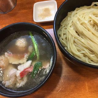 キンメ鯛のつけ麺(ラーメン 哲史)