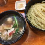 キンメ鯛のつけ麺