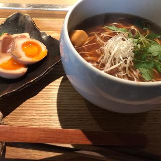 牡蠣そばBLACK(ゑぽっく (えぽっく))