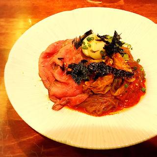 ビビン冷麺(代官山 焼肉かねこ )