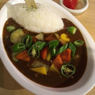 夏野菜カレー(Dining BONKURA(ボンクラ))