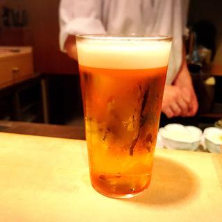 生ビール(鳥よし 中目黒店 (とりよし))