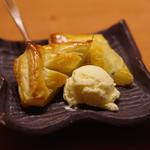 鳴金パイのアイス添え(一鴻 姫路店 )