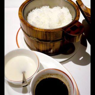 ラードご飯(龍天門 (リュウテンモン))