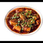麻婆豆腐(四川家庭料理 珍々 (ゼンゼン))