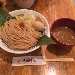 小麦のエスプレッソ+味玉(帰ってきた宮田麺児 )