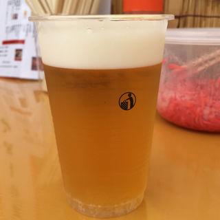 生ビール(放生会 屋台)(二代目 けんのすけ  (【旧店名】けんのすけ 本店))