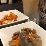 お通し(Cafe&Select shop haruharu(ハルハル))