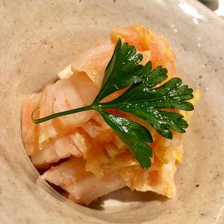 白菜明太(六ヶ城 (ろっかんじょう))