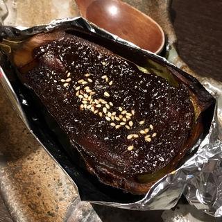 米茄子味噌田楽(博多 酒佳蔵)