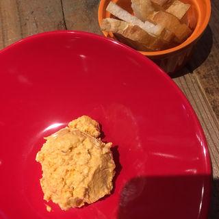 自家製クリームチーズ(Brasa & Taberna Aire(アイレ))