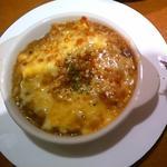 焼きチーズカレー(銀座のジンジャー 銀座本店 )