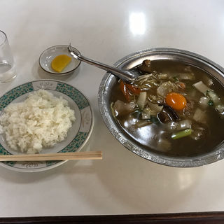 チャンポン(十七八 )