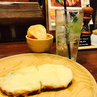 ラクレットチーズ(北海道シントク町 塚田農場 武蔵小杉南口店 )