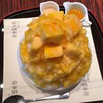 完熟マンゴーミルク(菊水茶廊 本店 (きくすいさろう))