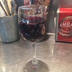 赤ワイン シンフォニア・シラー グラス