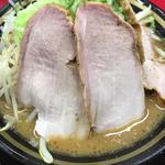 野菜チャーシュー麺